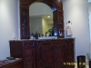 Custom Vanity With Mirror