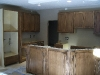 New Custom Built Kitchen Island and Cabinets