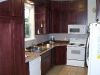 Newly Remodeled Kitchen With New Custom Cabinets