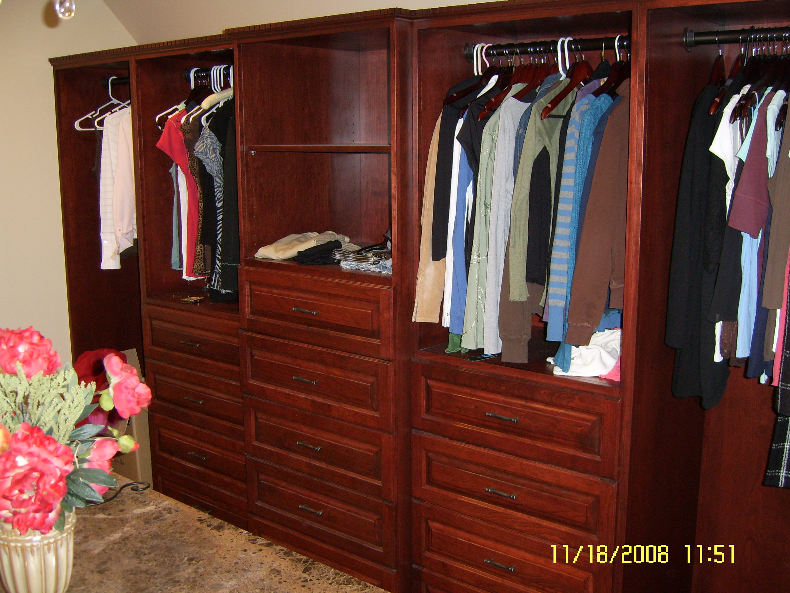 Custom closets and storage home picture gallery custom closets and
