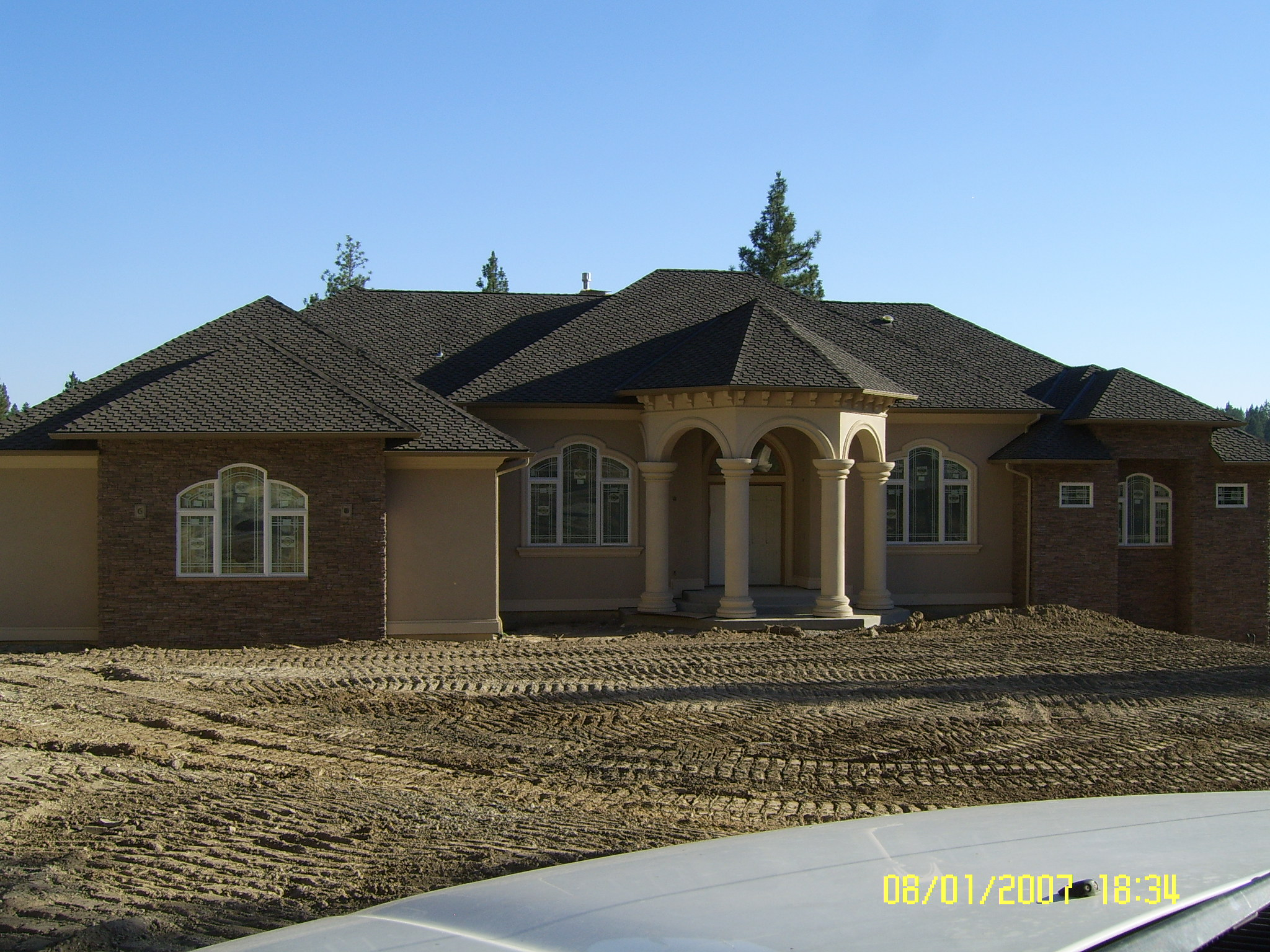 Inspiring new homes spokane 21 photo kelsey bass ranch for Builders in my area