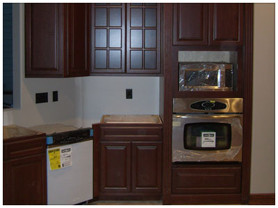 Darker Style, Spokane Kitchen Remodeling