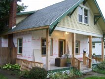 Roofing and Siding Job