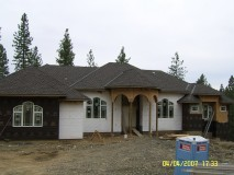 Completed Roofing Job On The New Construction