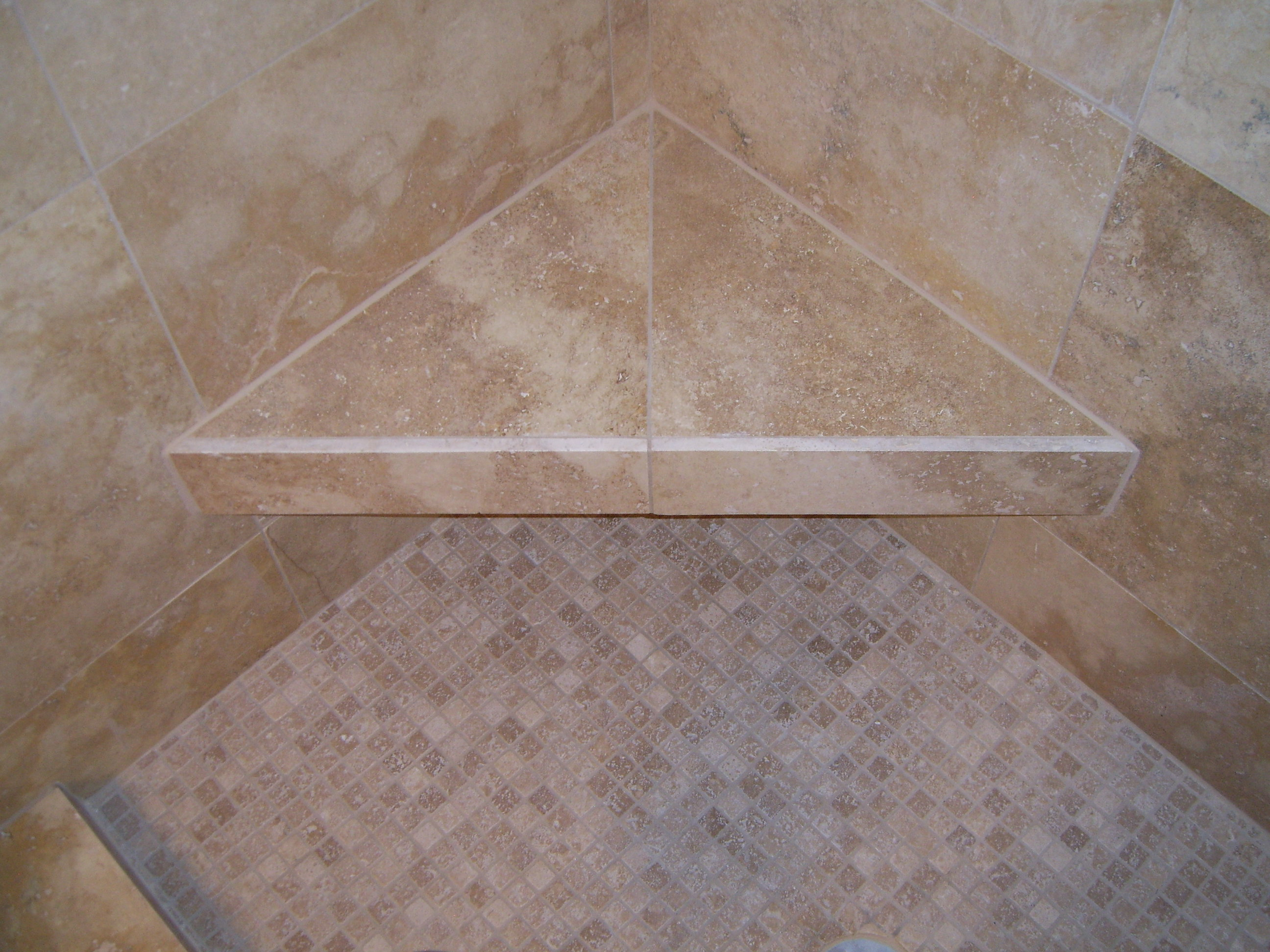 Another Example Of Tile Work In a Shower