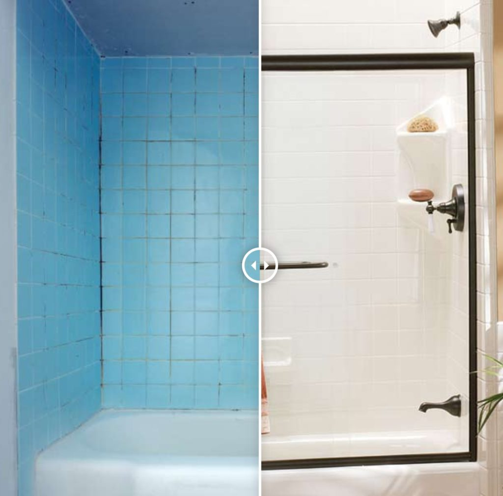 Before & After Mold